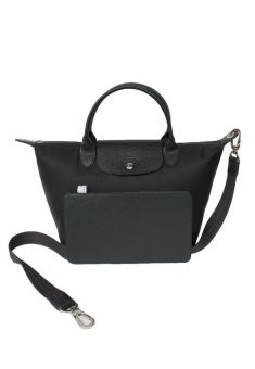 Ohmybag Base Shaper for Longchamp small neo short handle in black - 3