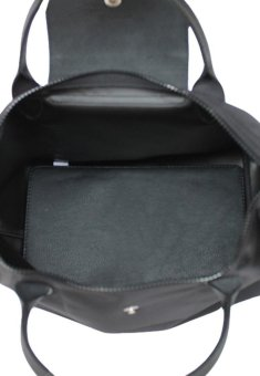 Ohmybag Base Shaper for Longchamp small neo short handle in black - 4