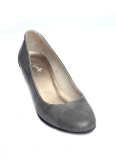 Ohrelle Lucille Closed Wedge (Grey) Price Philippines