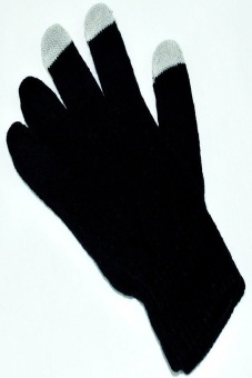 Okdeals Winter Outdoor Power Stretch Gloves Smartphone Touch ScreenBlack