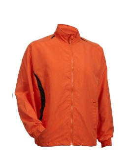 OREN SPORT 100% High density Windbreaker Jacket Longsleeve(Red/Black) - intl - 5