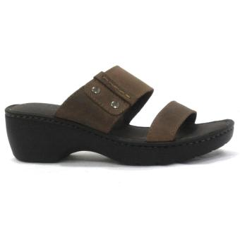 Outland Nicki Sandals (Crazy Brown/Brown) - picture 2