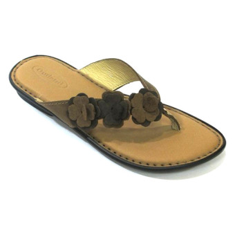Outland Paloma Sandals (Crazy Brown/ Dark Brown)