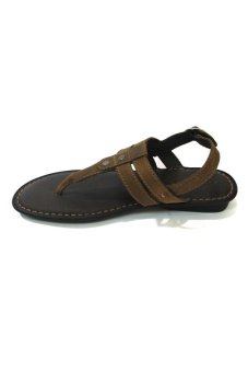 Outland Yellen Sandals (Crazy Brown/Light Brown) - picture 2