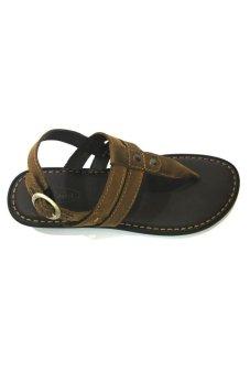 Outland Yellen Sandals (Crazy Brown/Light Brown)