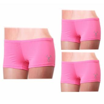 Outperformer Sports Micro Shorts with Dryperform and 3D ExtraStretch (Pink) Price Philippines