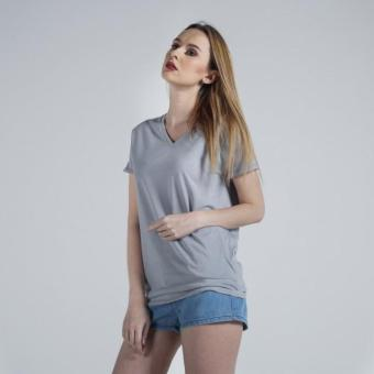 OXYGEN Relaxed Fit Tee (Gray) Price Philippines