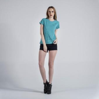 OXYGEN Semi-Fit Tee (Teal) Price Philippines
