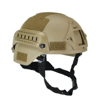 PAlight Outdoor Sports MICH 2000 Helmet Combat Head ProtectorPaintball Helmets Gear - intl Price Philippines