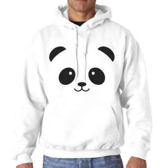 Panda Hoodie Jacket (White) Price Philippines
