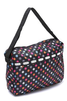 Parachute CCB37 Flight Shoulder Bag (Dots on Dots) Price Philippines