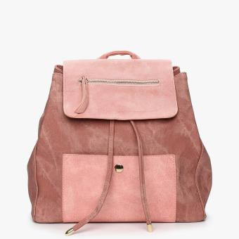 Parisian Ladies Tennie Backpack (Blush)