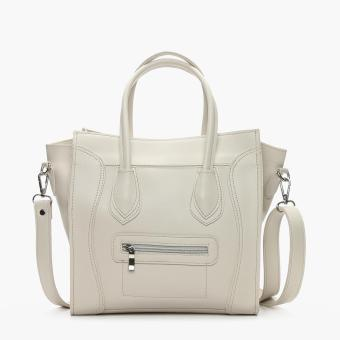 Parisian Ladies Udelle Hand Bag (Bone) Price Philippines