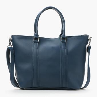 Parisian Ladies Vina Tote Bag (Navy Blue)