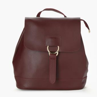 Parisian Ladies Winthrop Backpack (Maroon)