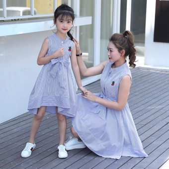 Paternity Skirt Cherry Mother and Daughter(Single) - intl - 2