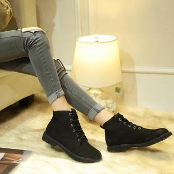 PATHFINDER Women's Fashion Warm Boots for Women in Winter(Black) -intl - 2