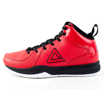 Peak autumn new damping wear and men's boots basketball shoes