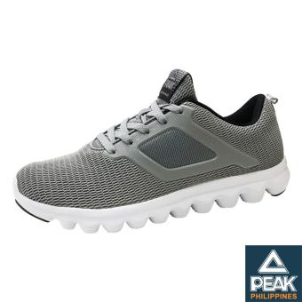 Peak Men's Casual Running Shoes (Grey) E81077HG