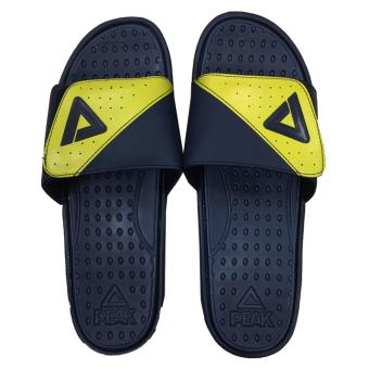 Peak Men's Basketball Sports Sandals [Blue/Yellow] S20172LY