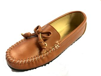 Pelle Moda Ladies Casual Loafers #32001 (Brown) Price Philippines