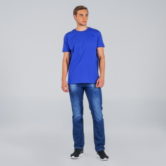 Penshoppe Relaxed Fit Tee (Blue)