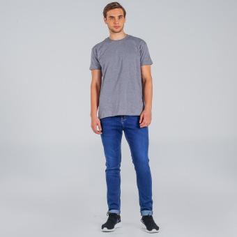 Penshoppe Relaxed Fit Tee (Gray)