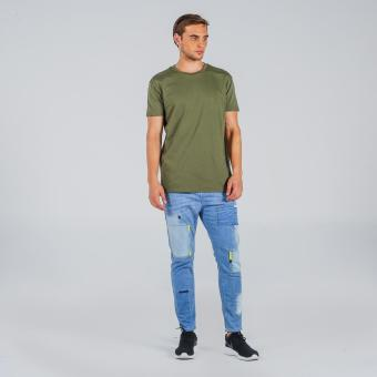 Penshoppe Relaxed Fit Tee (Olive) Price Philippines