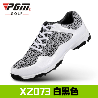 PGM summer new GOLF shoes (White black)