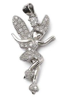 Piedras Fairy 4 Pendant (Silver)