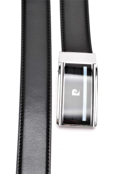 Pierre Cardin Genuine Leather Belt Reversible (Black/Brown) - picture 3