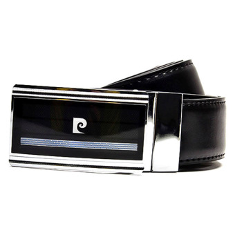 Pierre Cardin Genuine Leather Belt Reversible (Black/Brown)