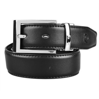 Pierre Cardin Ricco Reversible Belt (Black/Brown)