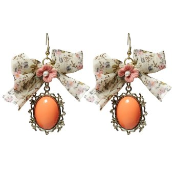 Pink Tequila B8-121 Statement Earrings (Multi Color)