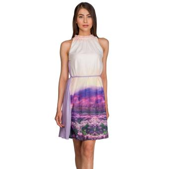 Plains & Prints Niklaus Sleeveless Dress (Multi)