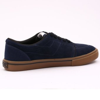 PONY MEN'S CLASSIC ARCHIVE - GRIND LOW (BLACK IRIS/GUMSOLE)