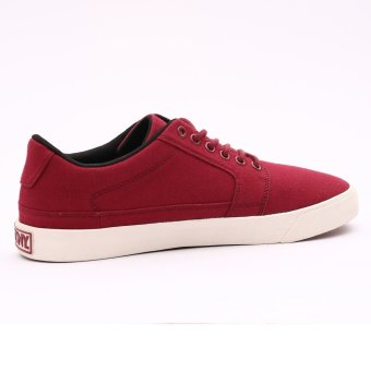 PONY MEN'S STREET ARCHIVE - BRONX LOW (RUMBA RED/BLACK)