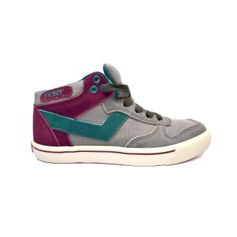 PONY WOMEN'S CLASSIC ARCHIVE - ATOP (FROST GREY/PARASAILING)