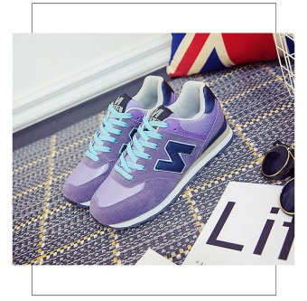 Popular autumn winter Running shoes women sneakers for womentrainers outdoor sneakers sport shoes - intl - 2