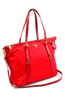 Prada BR4253 Rosso Shopping Tote Bag (Red) - picture 2