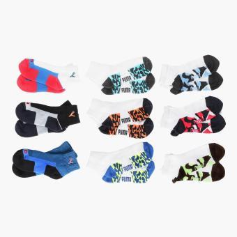 Puma Dri+ Kids Sports Socks (9 pairs)