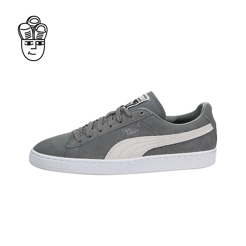 Puma Suede Classic+ Retro Shoes Agave Green / Puma White 36324207 -SH ...