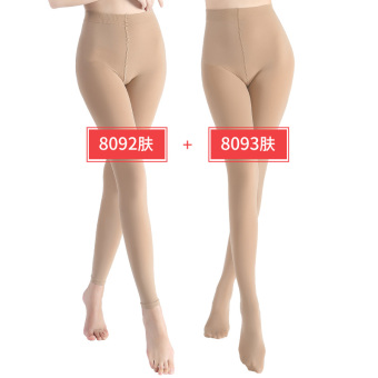 Qiudong silk anti-hook in the thick leggings stockings (8092 skin + 8093 skin)