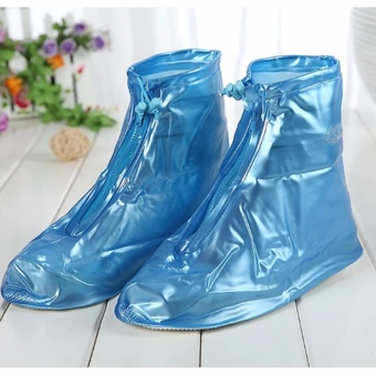 Rain Shoe Cover (Blue) Price Philippines
