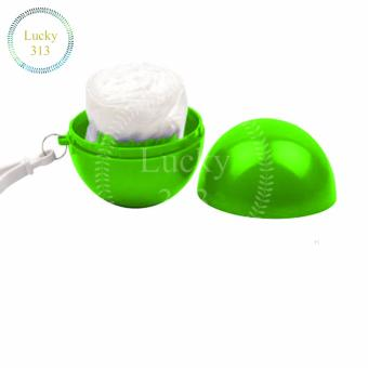 Raincoat Cute Ball Case (green) Price Philippines