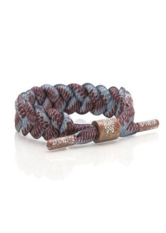 RASTACLAT Shoelace Bracelet Xenon (Blue/Brown) Price Philippines