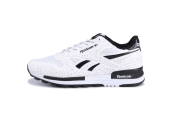 Reebok Mens Casual Shoes Sublite Super Duo Walking Shoes Men ReebokUltra-light Breathable Running Shoes (white black) - intl