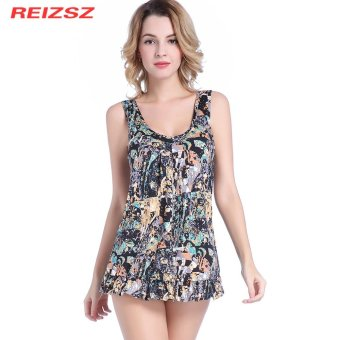 REIZSZ Sexy Women One Piece Swimsuit Swimwear Bodysuit Bathing SuitMonokini Swimming Sui Swim Backless Beach Wear for Women - intl