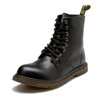 Retro small tooling boots Dr. Martens (Black) Price Philippines