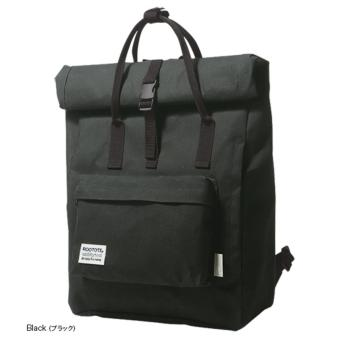 Rootote Ceoroo 2-Way Tote Backpack (Black)
